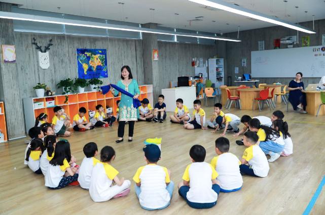 上海赫德2020官方小学部夏令营7
